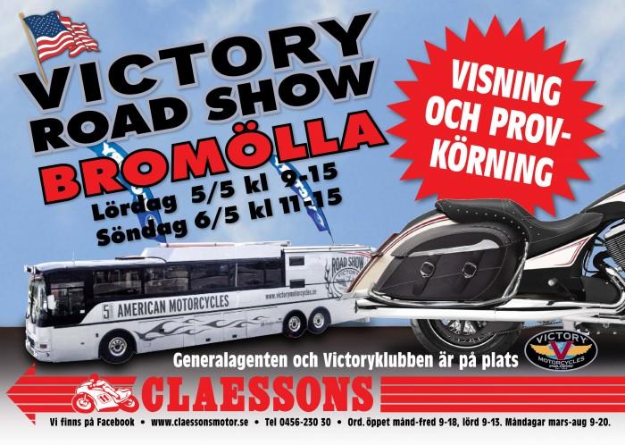 Victory Road Show Bromölla